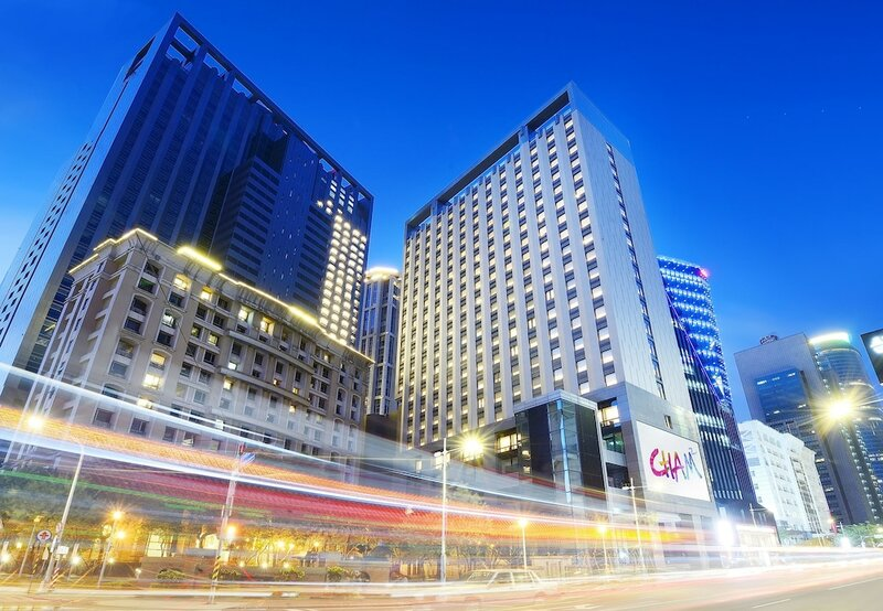 Hotel Cham Cham-Taipei