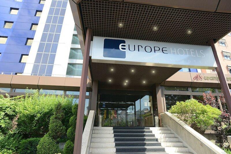 Top Kongresshotel Europe Stuttgart