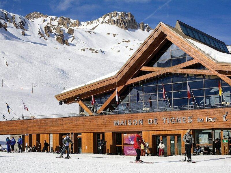 Chalet Hotel Aiguille Percée