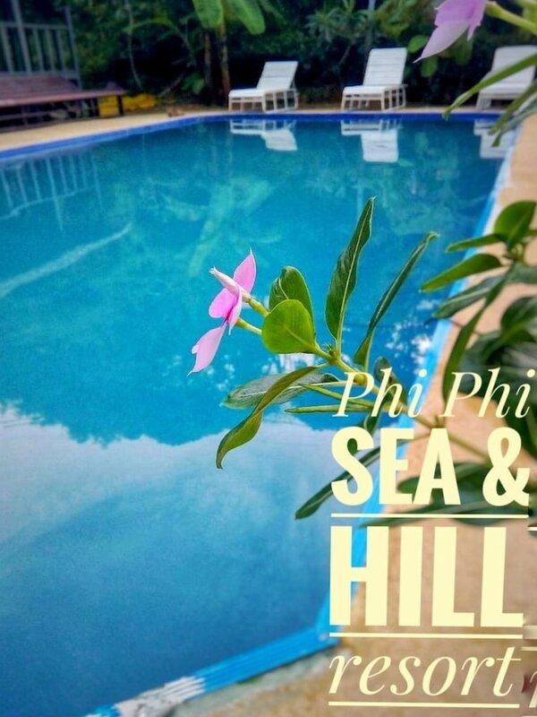 Phi Phi Sea and Hill Resort