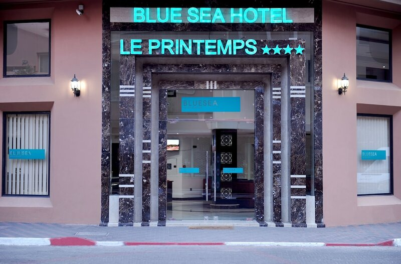 Blue Sea Le Printemps