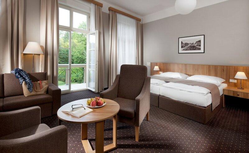 SPA & Kur Hotel Praha