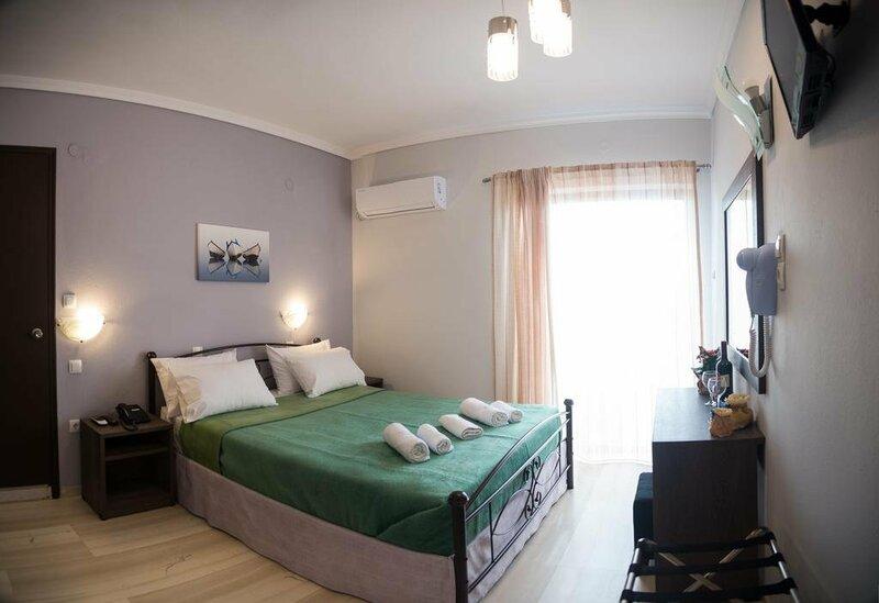 Hotel Galazio Limani