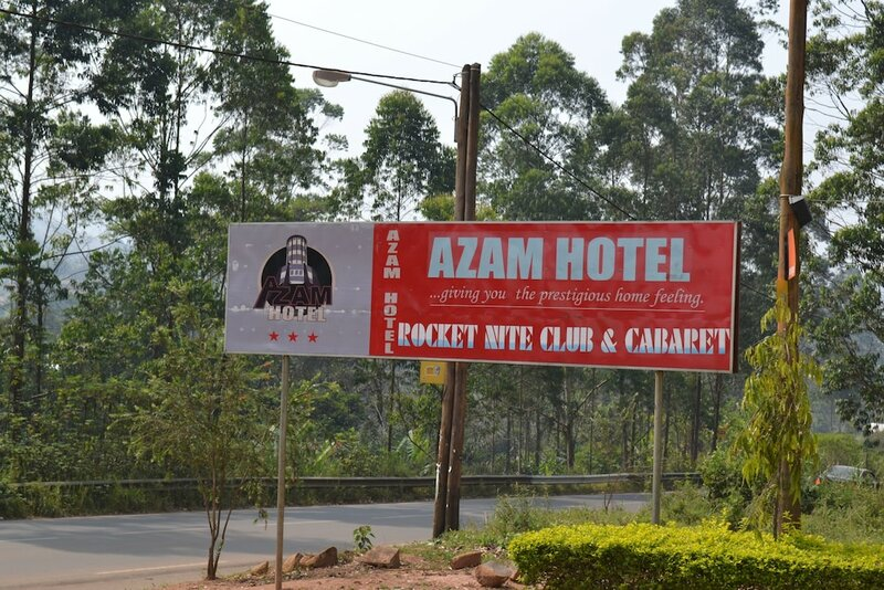Azam Hotel
