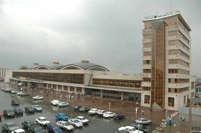 Гостиница на вокзале