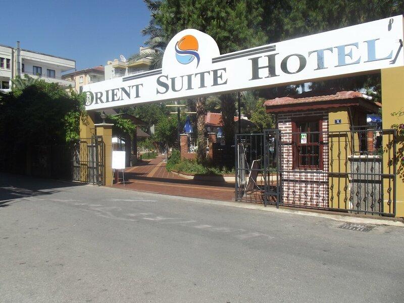 Orient Suite Hotel Alanya