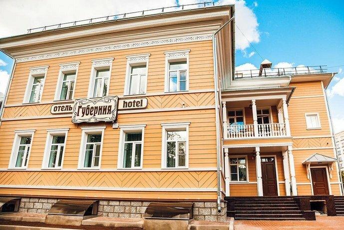 гостиница — Губерния — Вологда, фото №2