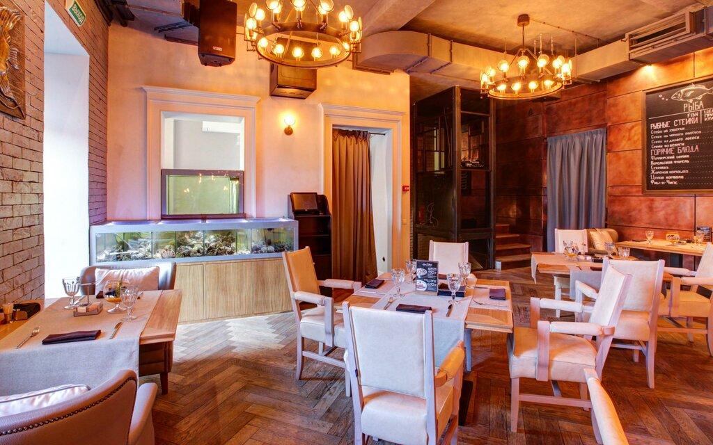 ресторан — Ресторан Мясо & Рыба — Москва, фото №9