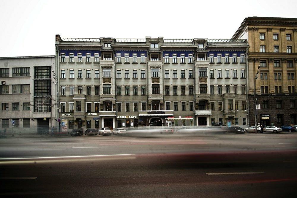 музей — Музей М.А. Булгакова — Москва, фото №1