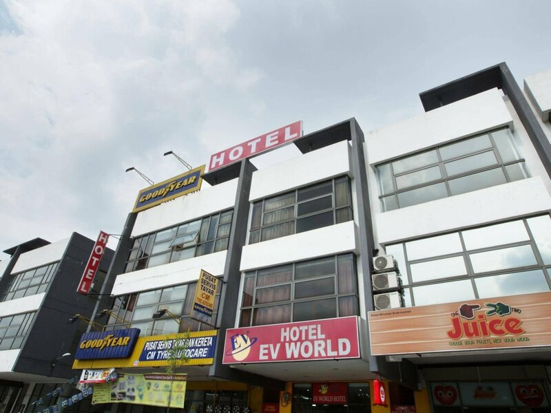 Hotel Zamburger Sungai Besi