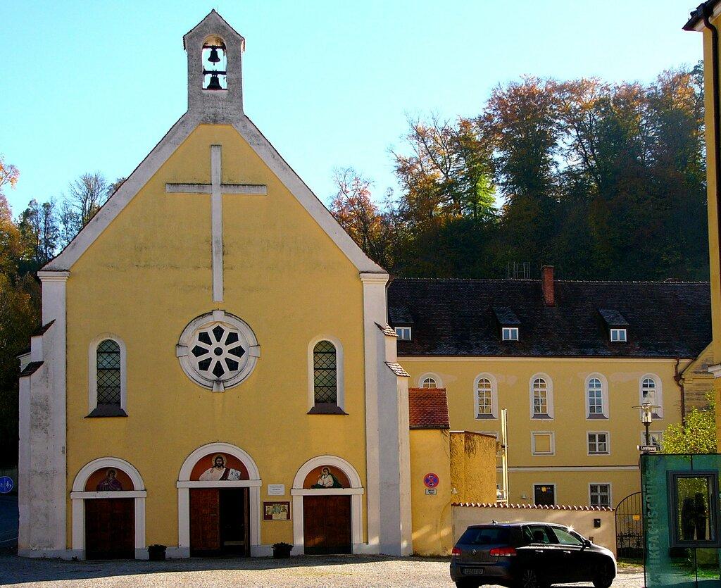 монастырь святого викентия фото одном кадров