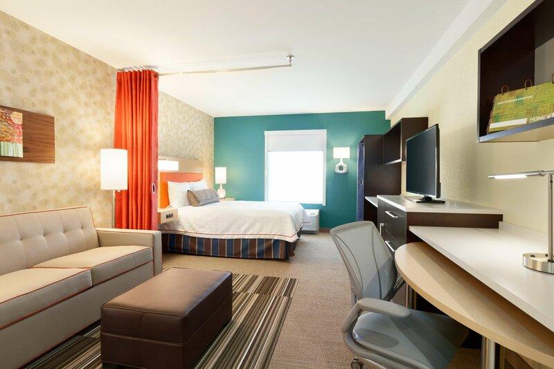 Home2 Suites by Hilton El Paso Airport, Tx