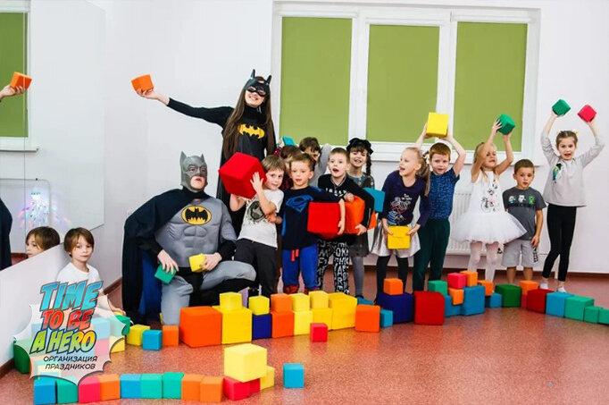 организация и проведение детских праздников — Время быть героем — Минск, фото №8