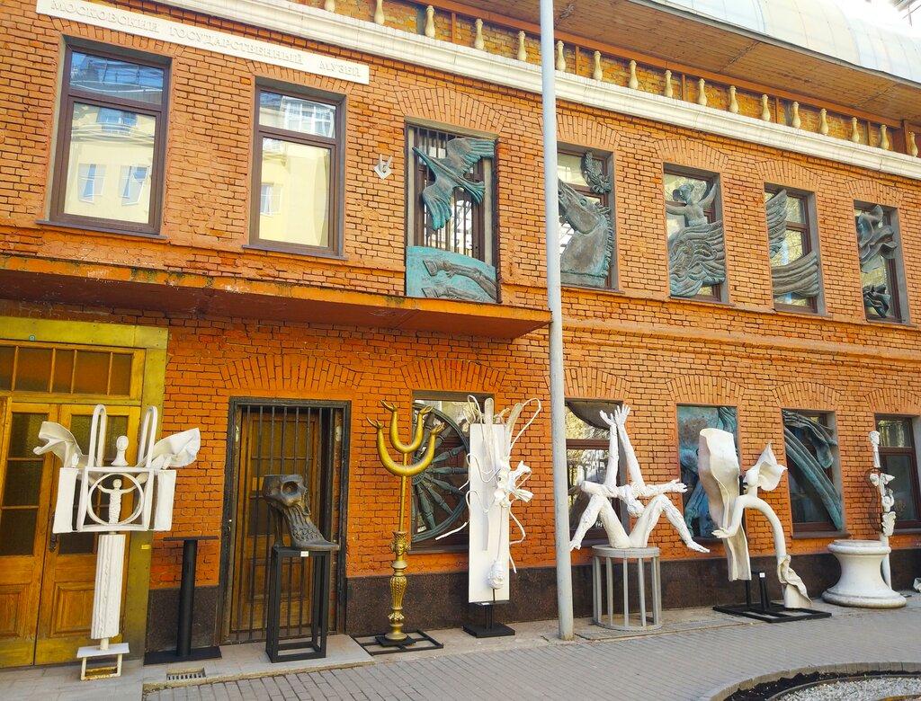 музей — Дом Бурганова — Москва, фото №7