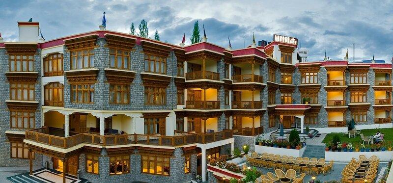 Hotel Ladakh Residency
