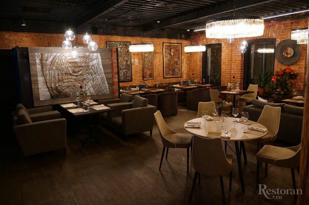 ресторан — Баррик — Москва, фото №4