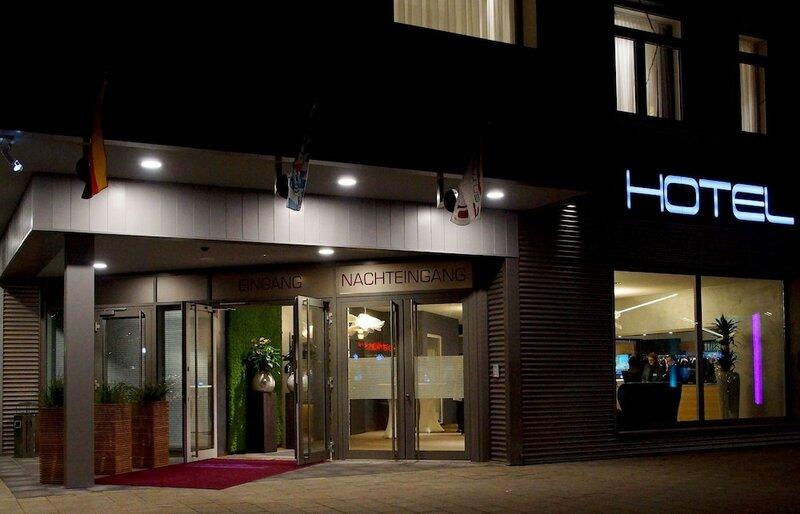 Centrale Hotel und Restaurant