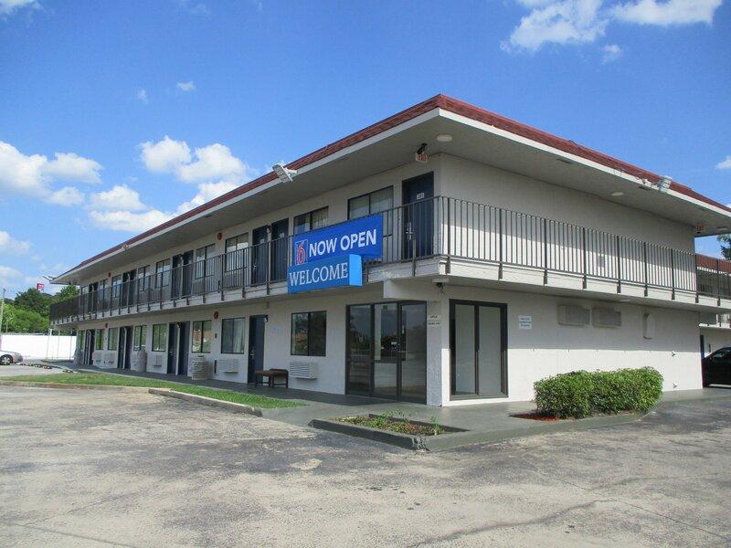 Motel 6 Meridian, Ms