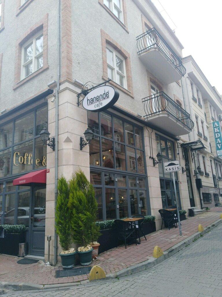 kafe — Hanende Cafe — Fatih, photo 1