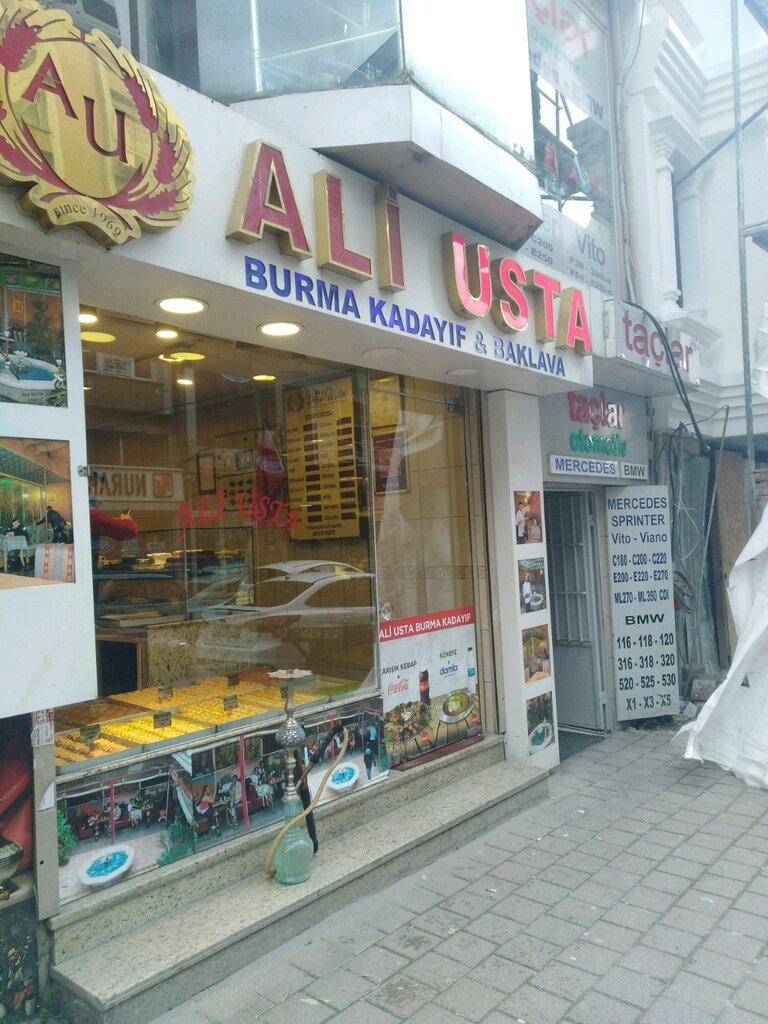 kafe — Ali Usta — Fatih, foto №%ccount%