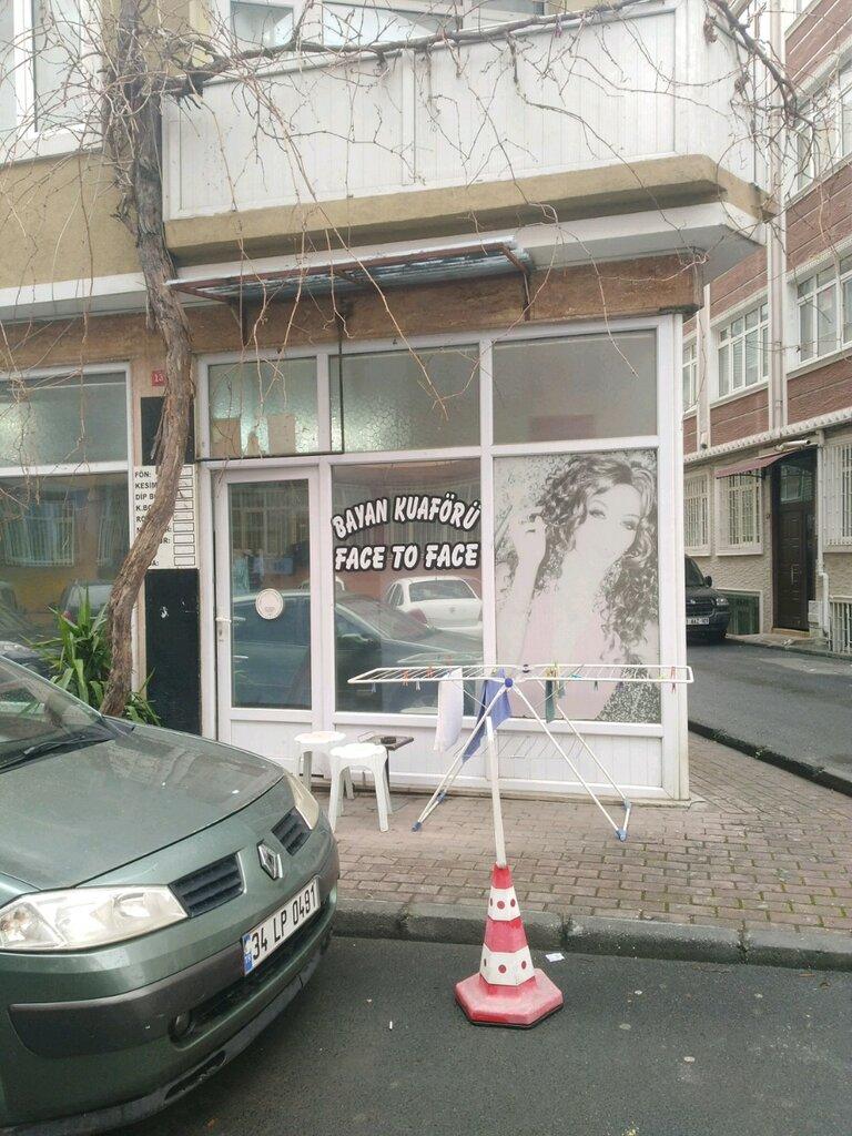 güzellik salonu — Face To Face — Fatih, foto №%ccount%