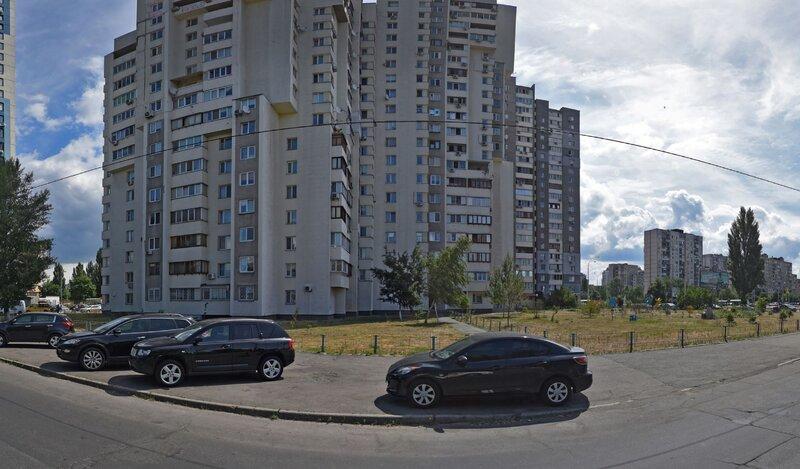 Apartment on Bogatyrska street 6a