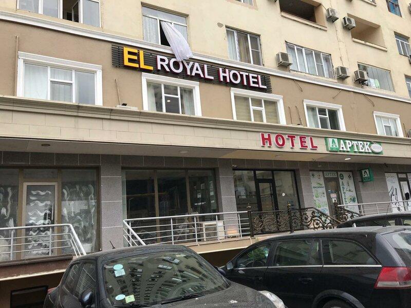 El Royal Hotel