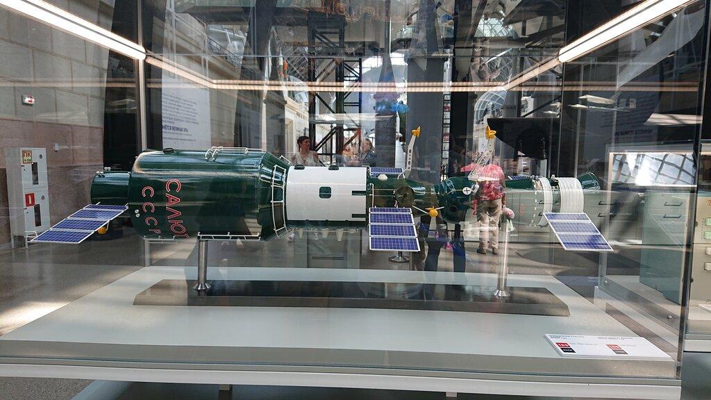 выставочный центр — Космонавтика и авиация — Москва, фото №9