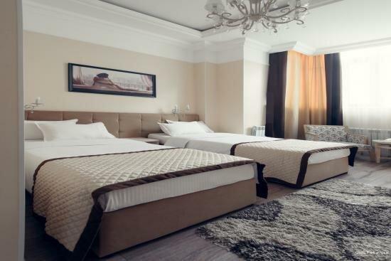 гостиница — Отель Park avenue — Нур-Султан, фото №1