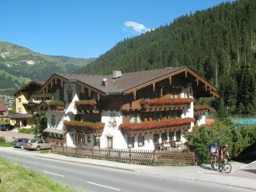 Pension Alpengruß