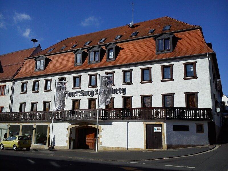 Hotel Burg Breuberg