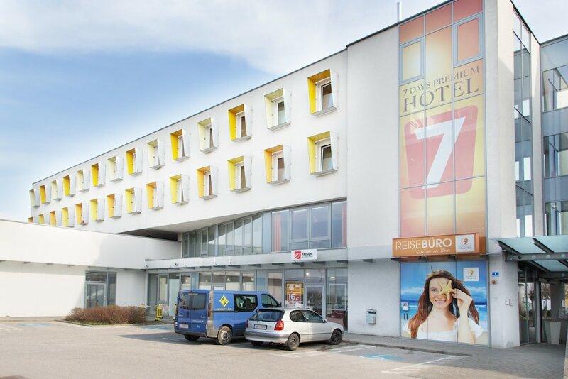 7 Days Premium Hotel Linz – Ansfelden
