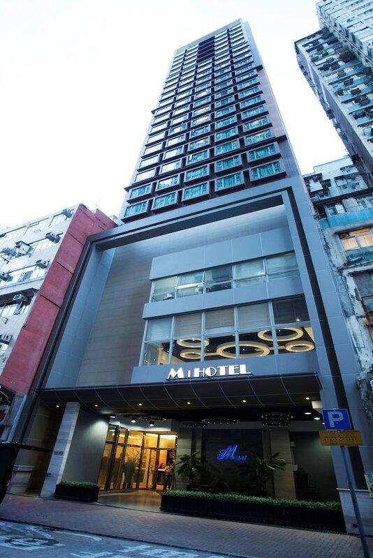 M1 Yau Ma Tei Hotel