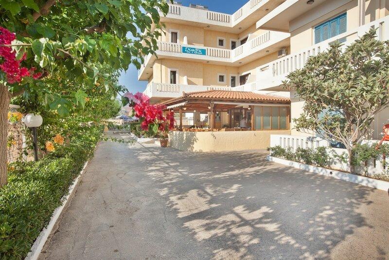 Dimitra Hotel Apartments