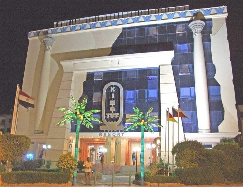 King Tut Aqua Park Beach Resort