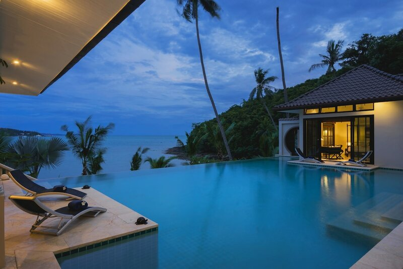 Luxury Beach Front Noble House Villa