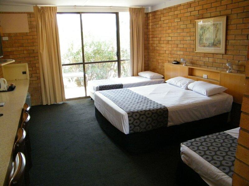 Jumbuck Motel