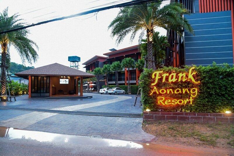 Frank AO Nang Krabi Resort
