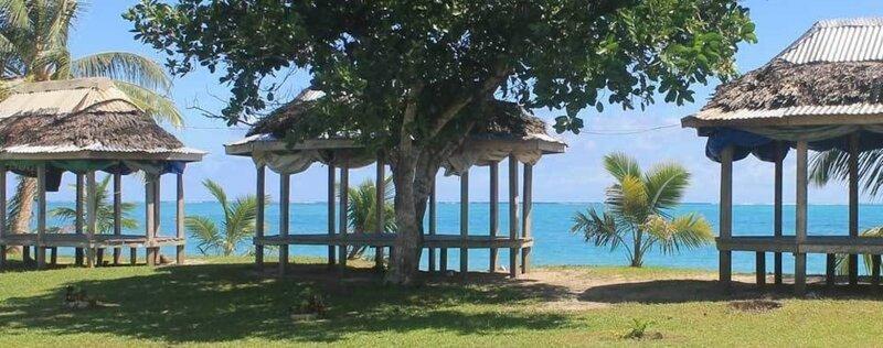 Vaiula Beach Fales