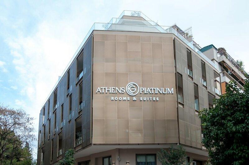 Апарт-Отель Athens Platinum Rooms and Suites