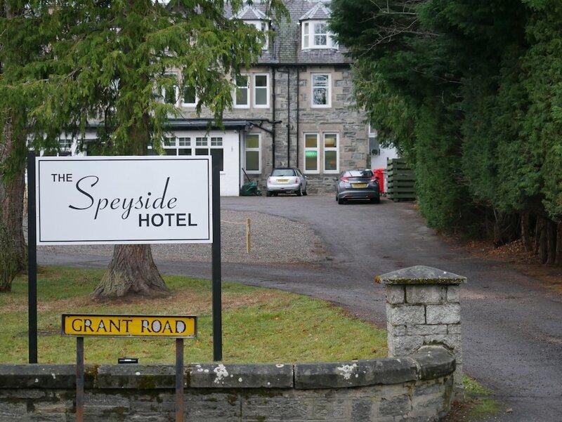 The Speyside Hotel