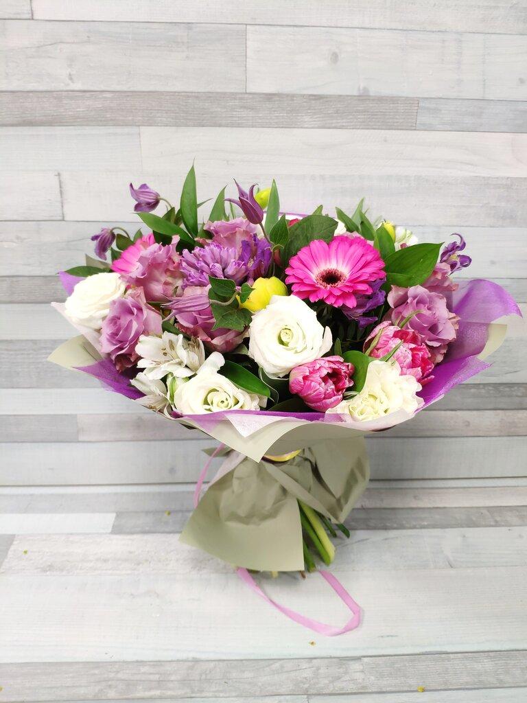 Купить цветы в апрелевке круглосуточно, корзине