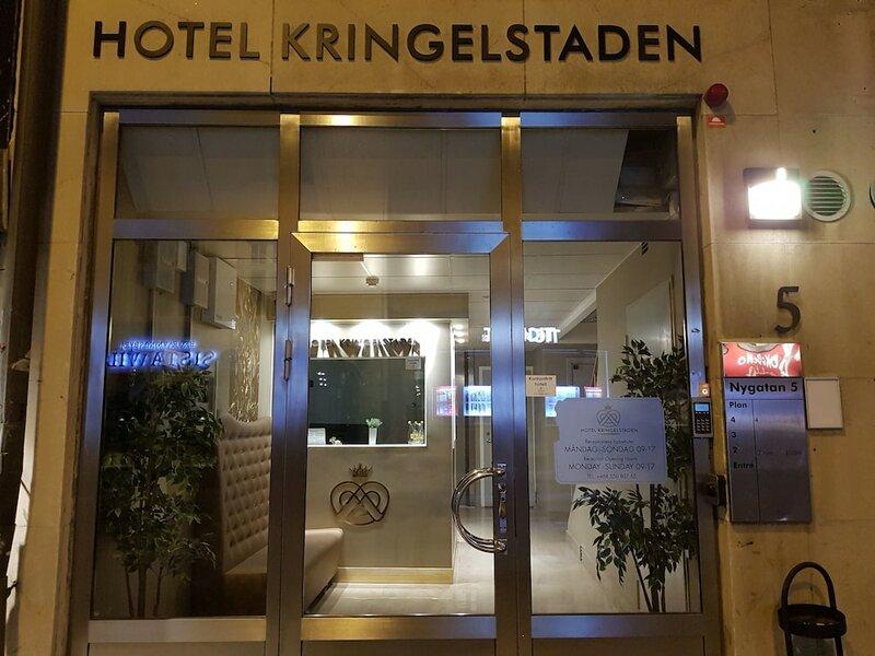 Hotell Kringelstaden