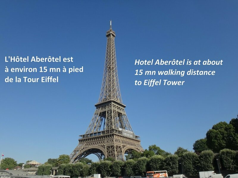 Aberotel Montparnasse Eiffel