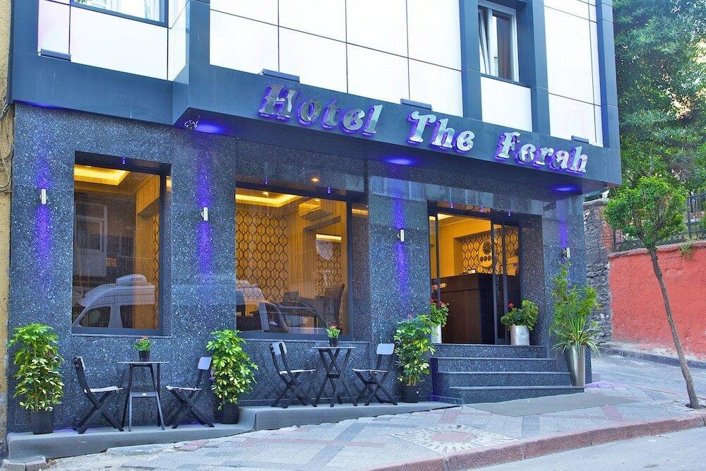 otel — The Ferah Hotel — Fatih, foto №%ccount%