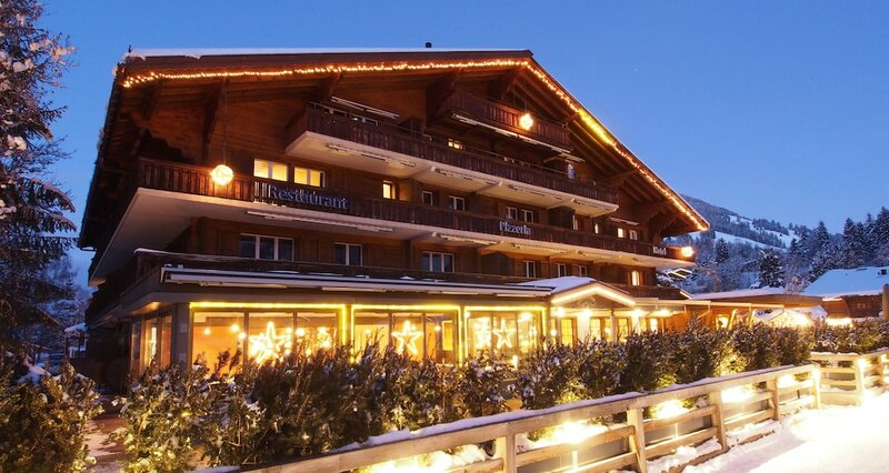 Arc-en-Ciel Gstaad