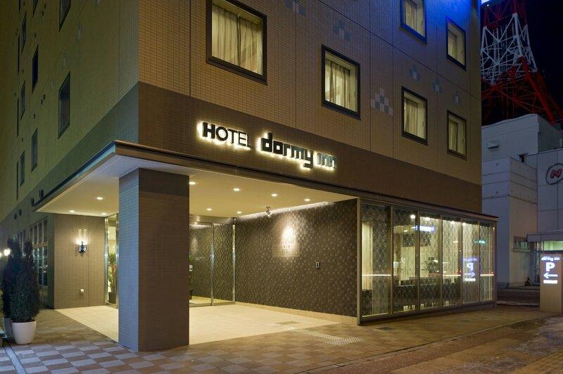 Dormy Inn Asahikawa Natural Hot Spring
