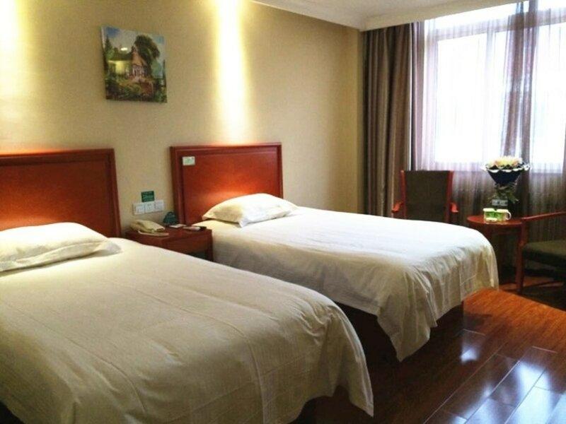 GreenTree Inn Jinan Gaoxin District Suncun New District Express Hotel