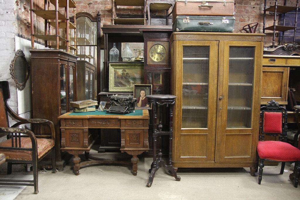 антикварный магазин — Контора К — Санкт-Петербург, фото №2