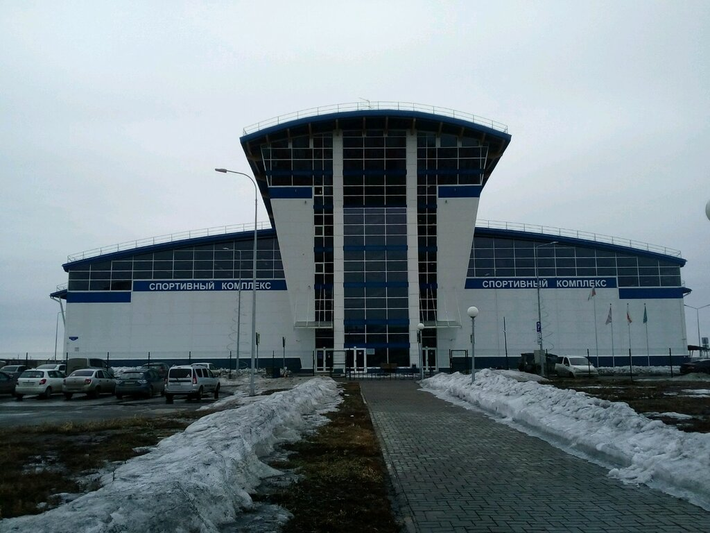 sports center — Physical culture and recreation complex — Omsk, photo 1